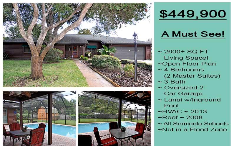 Open House ~ Seminole, FL