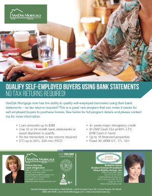 Self-Employed Buyer leaflet - Aiosa Realty Group
