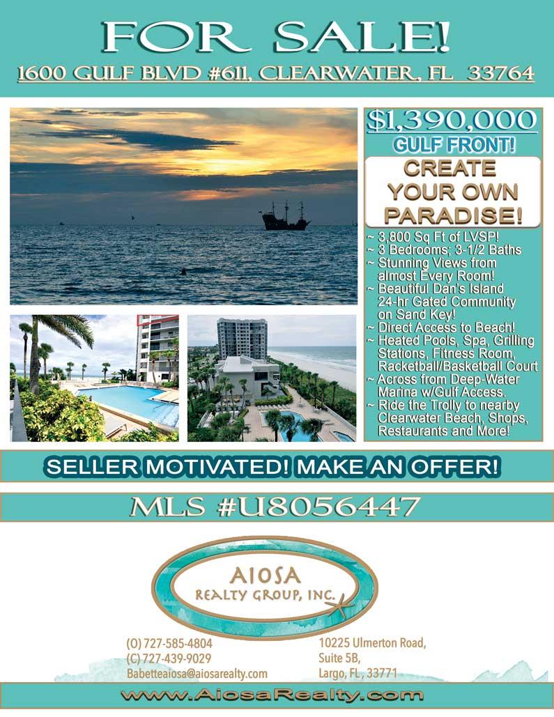1600 Gulf Blvd-Aiosa Realty