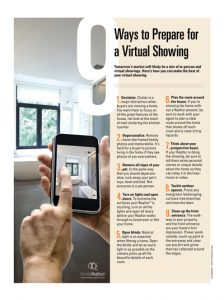 9 Ways to prepare for virtual showing image