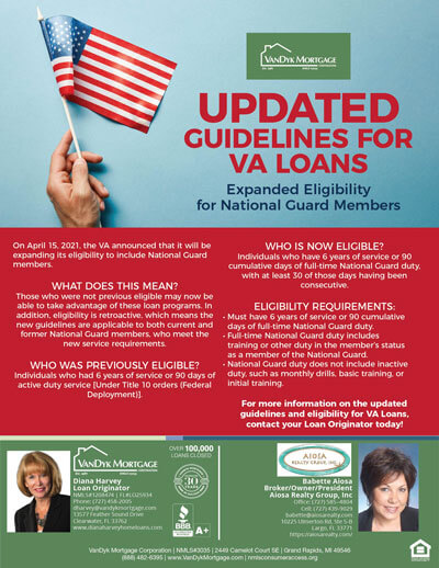 Diana-Harvey-Updated-Guidelines-for-VA-Loans