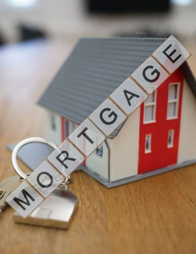 House - Mortgage payments