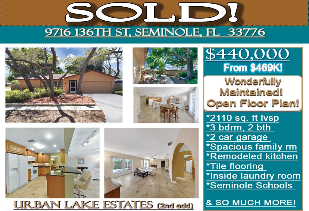 9716 136th St Sold graphic