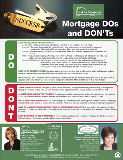 Mortgages Dos and Donts jpg